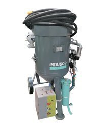 ADVANCED soda blasting package 150L with water pump