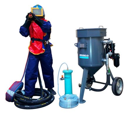 ECONOMIC blasting package 100L