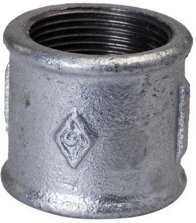 Galvanized Round Socket