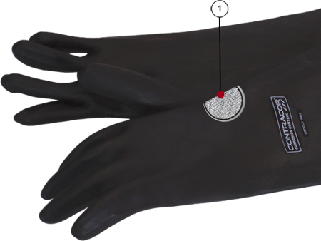 Gloves RGS-800 right and left