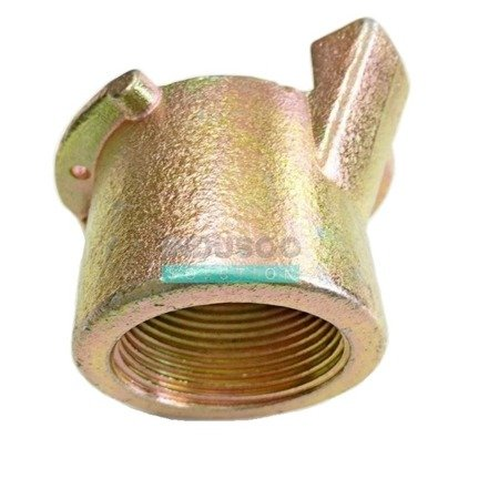 STC-1 (CFT-1)/STC-2 (CFT-2) type metal threaded coupling 1-1/4'' and 1-1/2'' for the valve